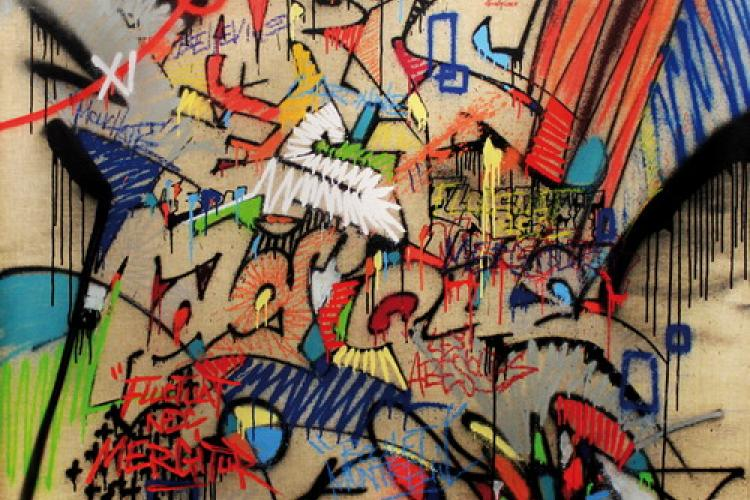 Art Attack: Graffiti Giants, Open House at Yuanfen Flow and Hollywood Exodus to China?