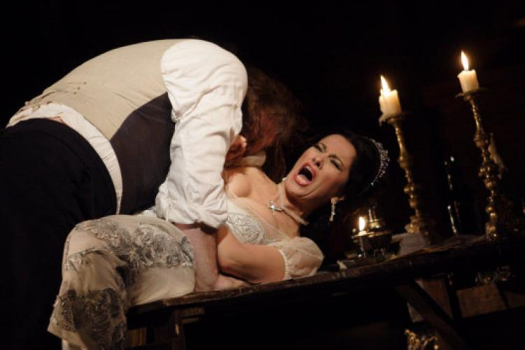 Stage Rage: Tosca Opens and We Chat with Director Giancarlo Del Monaco About Opera in China