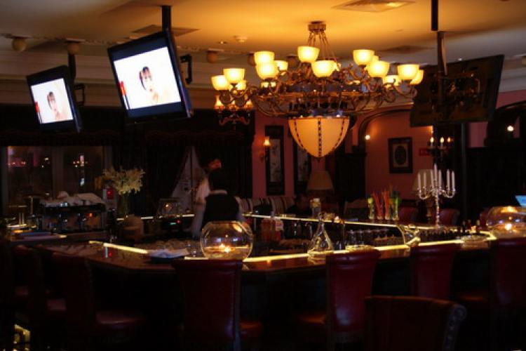 Scarlet Blue 兰佳人音乐餐厅