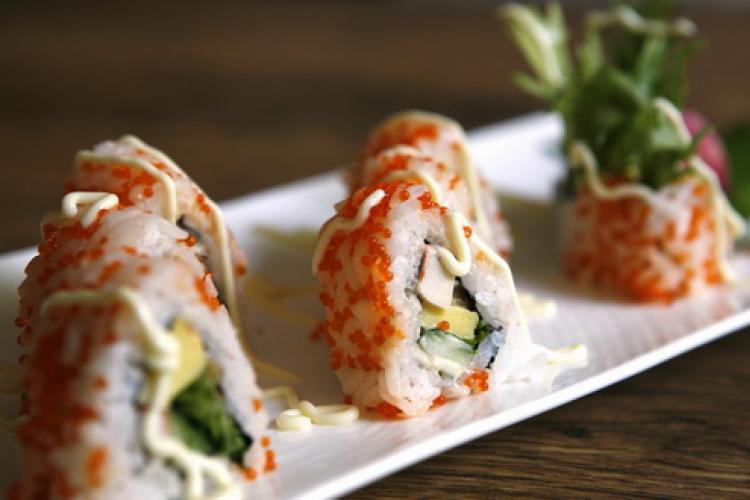 Kiko: Sushi on Nanluogu Xiang