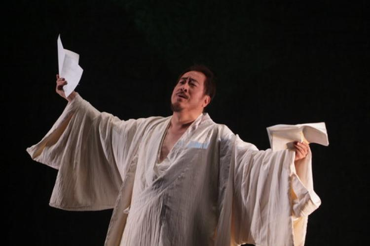 Operatic Gestures: Is Mandarin Ready To Take The Stage?