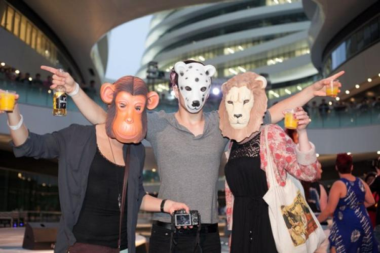 Photos: Party Animals at the Beijinger Reader Bar and Club Awards