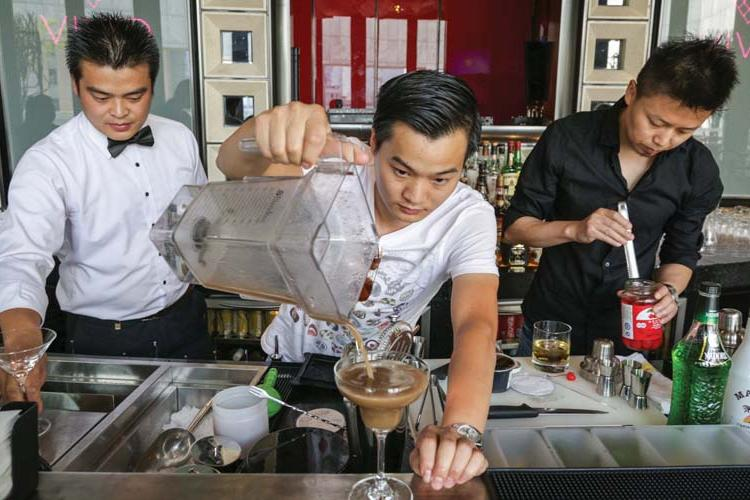 These Three Bartenders Can Make a Fish Sauce Cocktail Taste Good