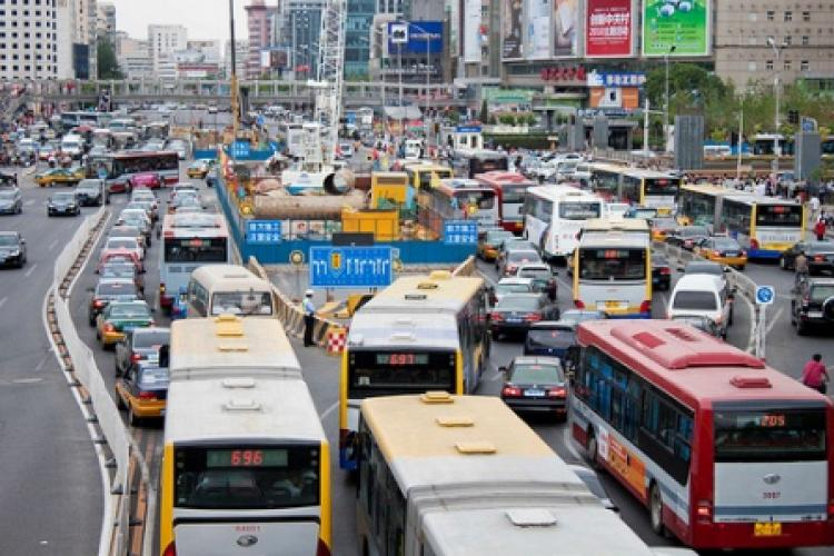 It's Electric: Beijing's Traffic Plans Could Mean Changes for Air Pollution