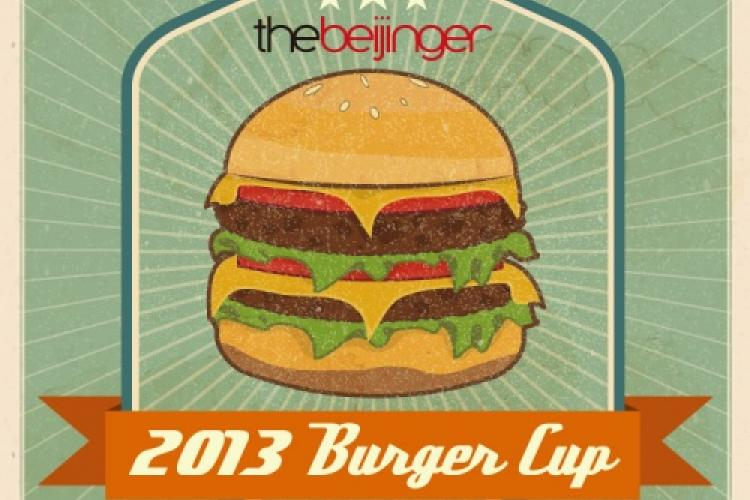 Let the Burgering Begin: Voting for The Beijinger 2013 Burger Cup Opens