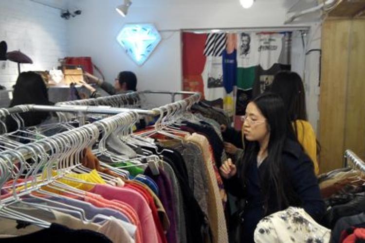 Talking Threads: Trash 'n' Diamond Opens Second Wudaokou Location