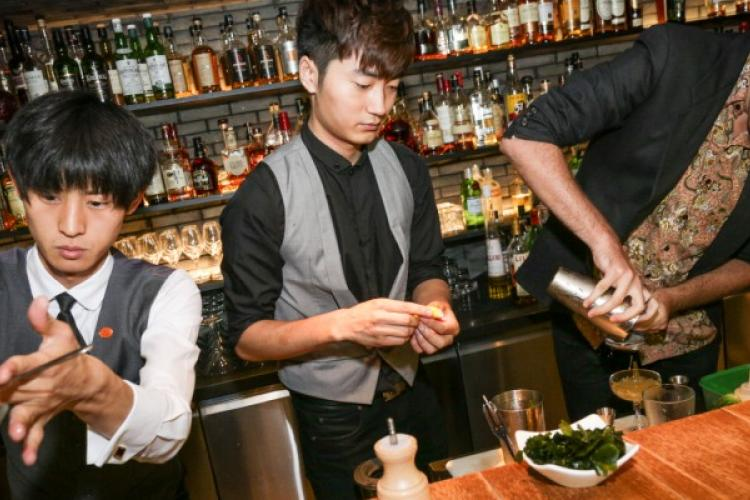 Here's What Three Beijing Bartenders Can Do With Kelp