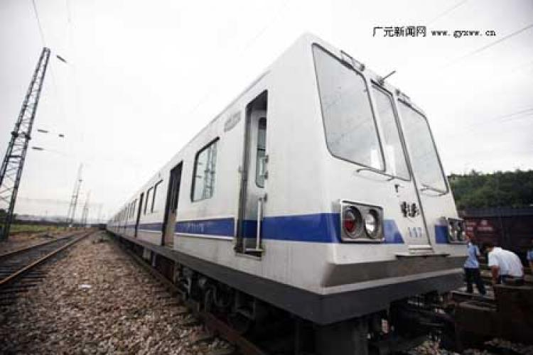Beijing Subway Cars Converted into Student Dormitories in Sichuan