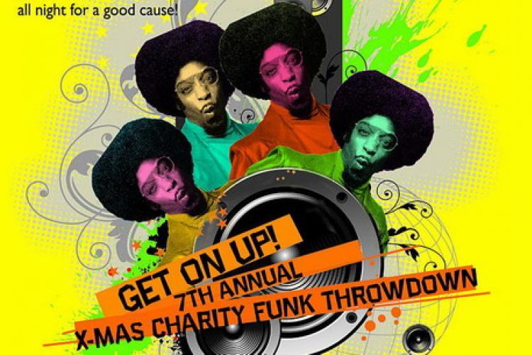 7th Annual the Beijinger X-mas Charity Funk Throwdown