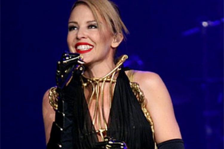 Review: Kylie Minogue at Workers' Gymnasium