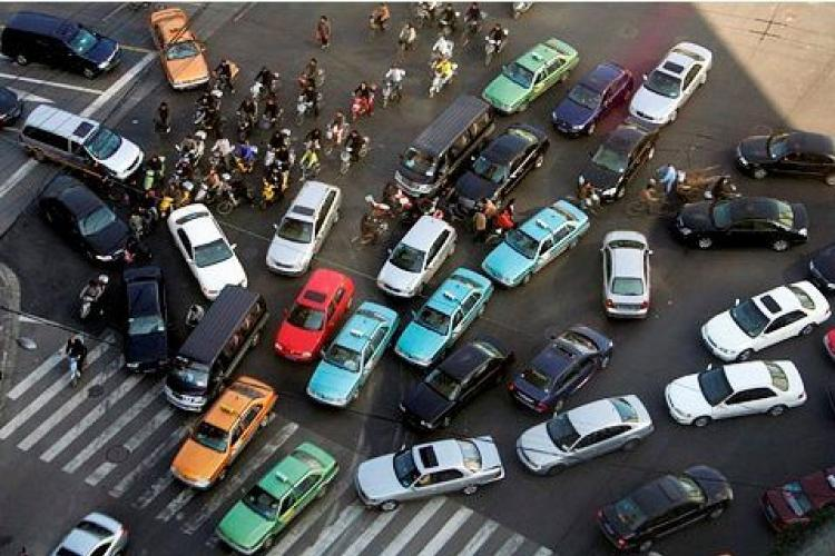 Stopping Traffic: Beijing to Reduce Car Purchases in 2014