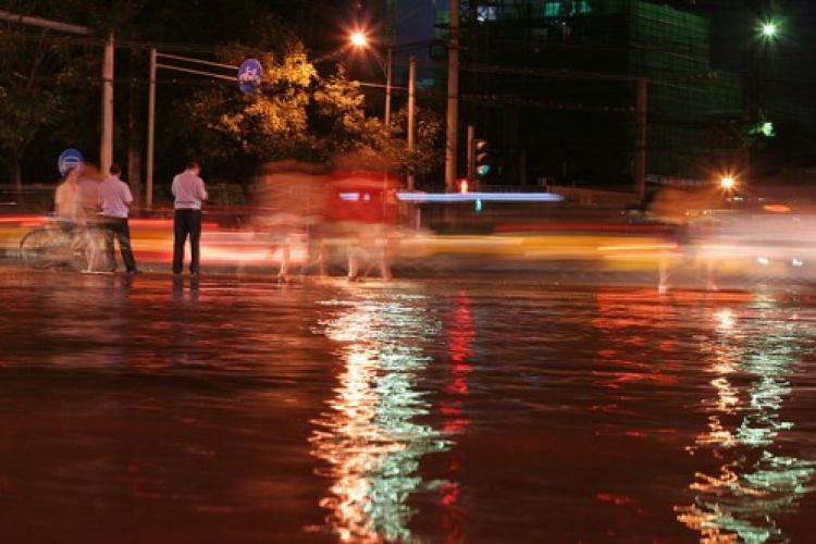 Heavy Rain on the Way: Beijing Goverment Issues Storm Warning