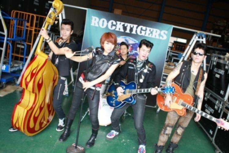 Poodle Skirt Punk: The RockTigers Rockabilly Resurrection