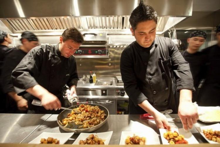 2013 Reader Restaurant Awards Experts' Panel: Xixi Cheng