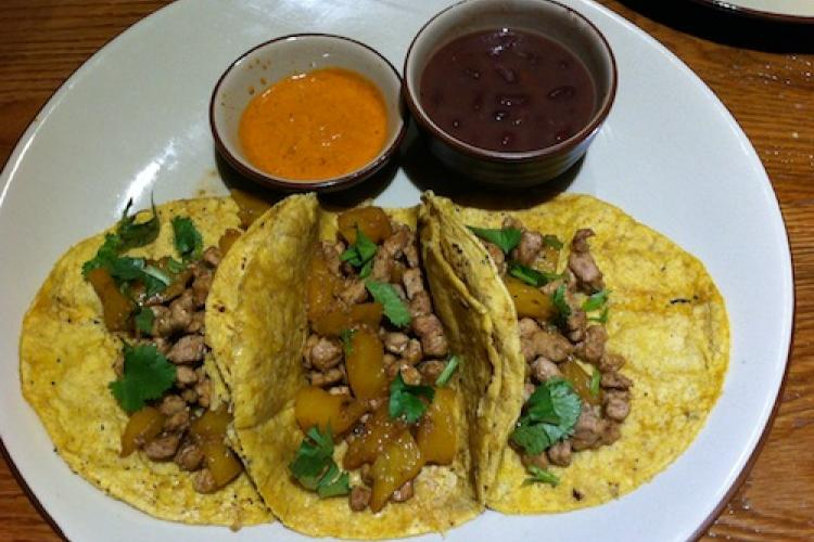 Tacos and Tamales: New Mexican Restaurant, Xalapa