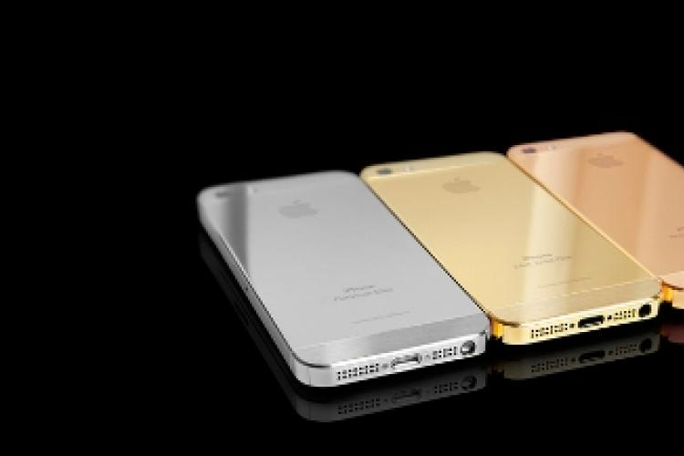 Is the iPhone Going for the Gold?