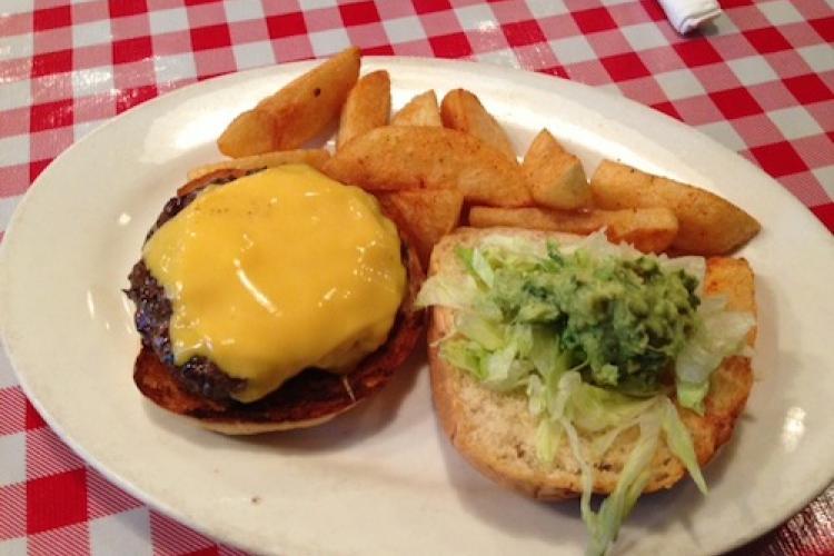 The Beijinger 2013 Burger Cup Finalist: Tim's Texas Bar-B-Q