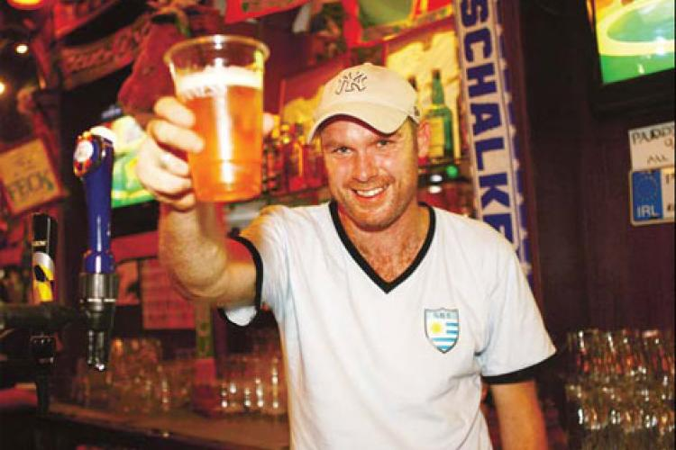 Exclusive: Paddy O'Shea's Karl Long to Join Great Leap Brewing Team June 1