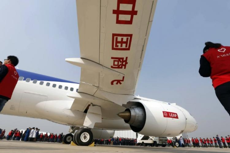 China Shows off Its New Locally-Made Passenger Aircraft