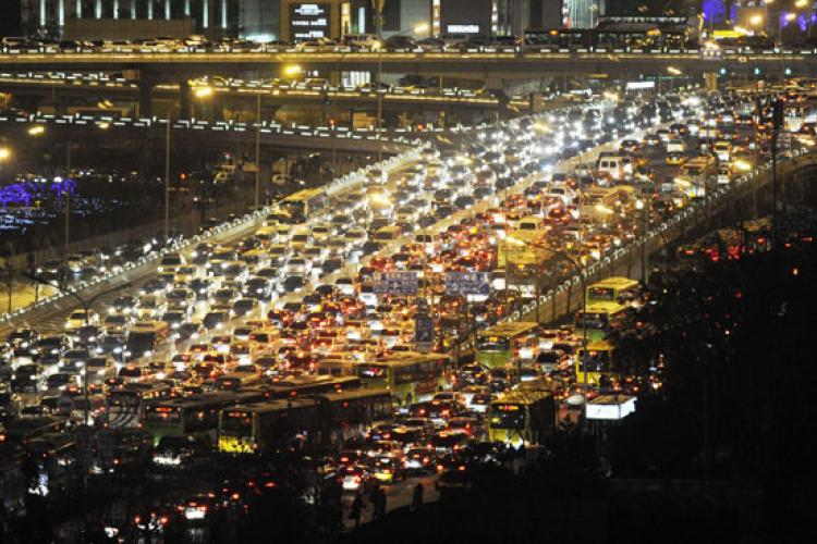 Beijing Considers Congestion Charges to Reduce Pollution ... Again