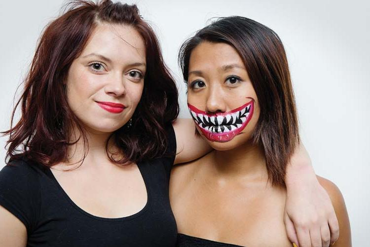 Uniformity: Nina Griffee, Make-Up Artist/Body Painter