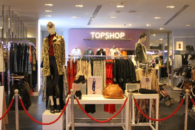 What's New Venue: TopShop