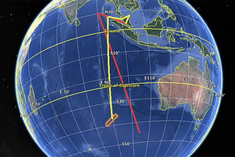 MH370 Search to End Later This Year; Pilot Flew Suicide Route on Computer Simulator