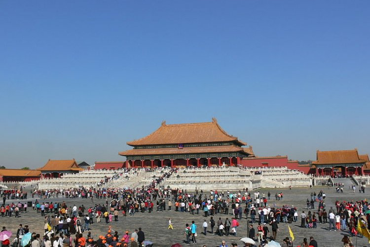 Kublai Khan's Palace May Be Underneath the Forbidden City: Report