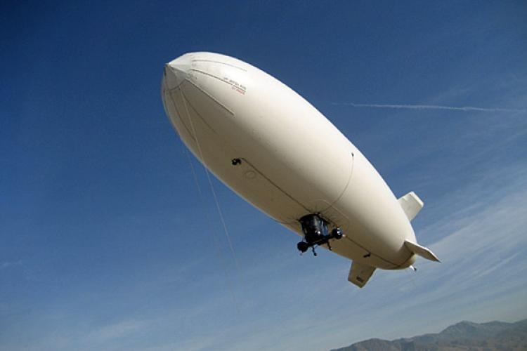 For Auction in Beijing: One Zeppelin, Slightly Used