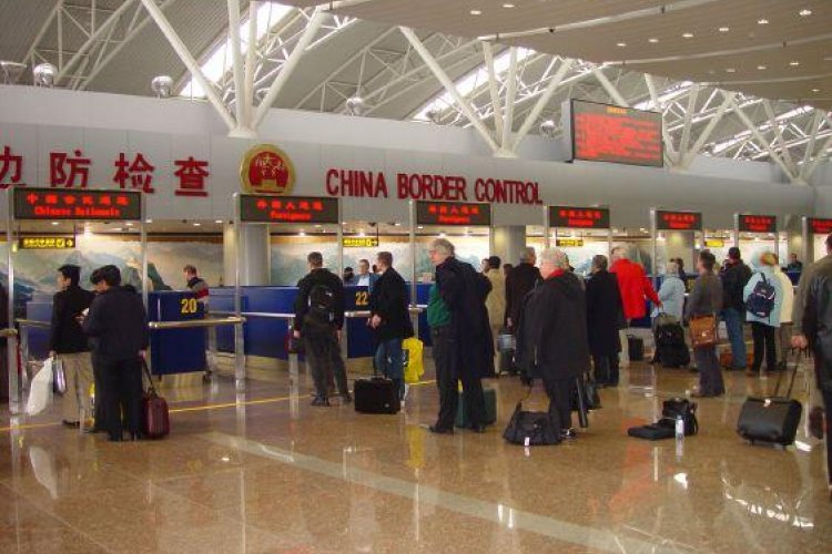 We Got Our E-Channel Authorization for China Immigration and You Can Too