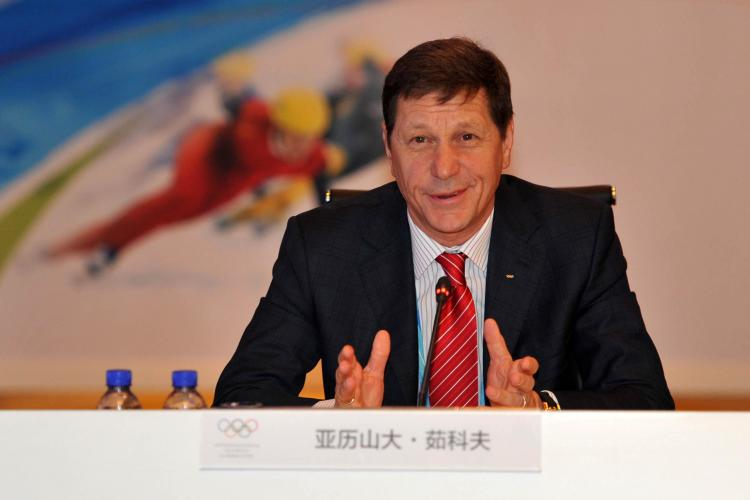 International Olympic Committee Inspection Tour of Beijing Continues