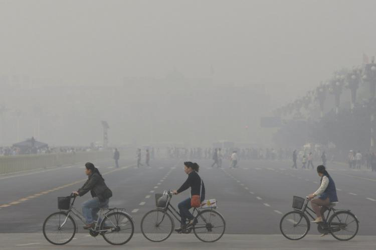 45 in 2014: Beijing Had Fewer Heavy Pollution Days Last Year