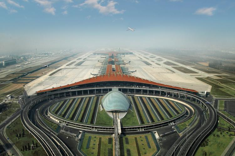 Beijing Capital International Airport Named World's 10th Best by Skytrax