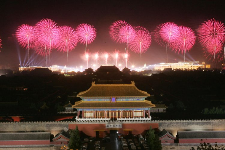 Beijing Pollution Hits 647, but Beijingers Bought Fewer Fireworks