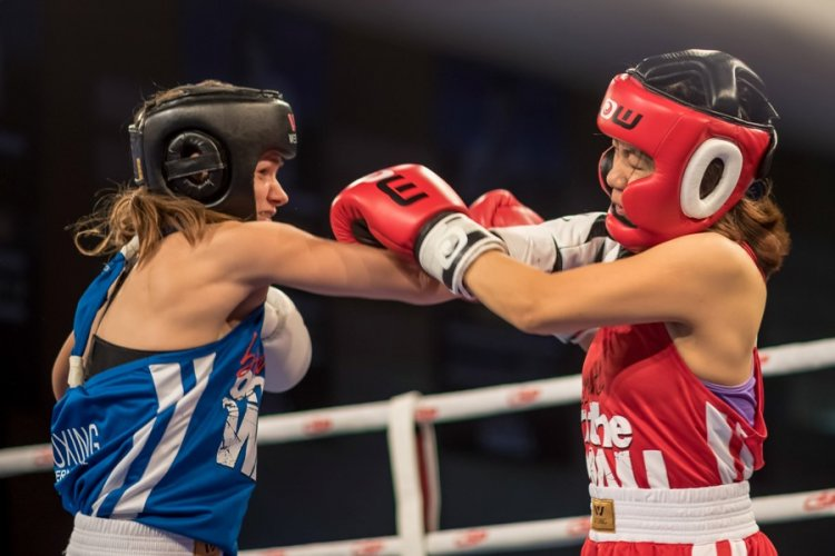 White Collar Boxing Returns to Beijing; Brawl on the Wall Registration January