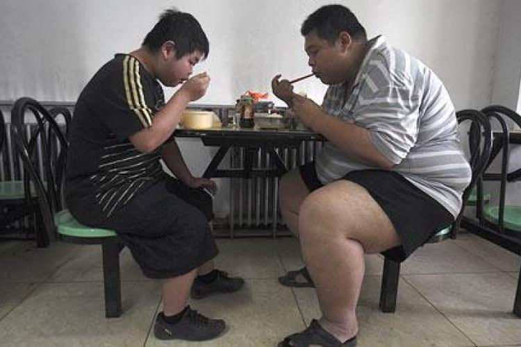 One in Five Beijingers is Obese: City Government