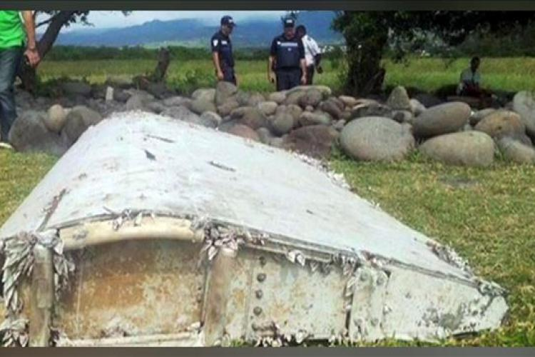 Reunion Island Wing Part Confirmed to Be from MH370 Plane Type, Suitcase Found