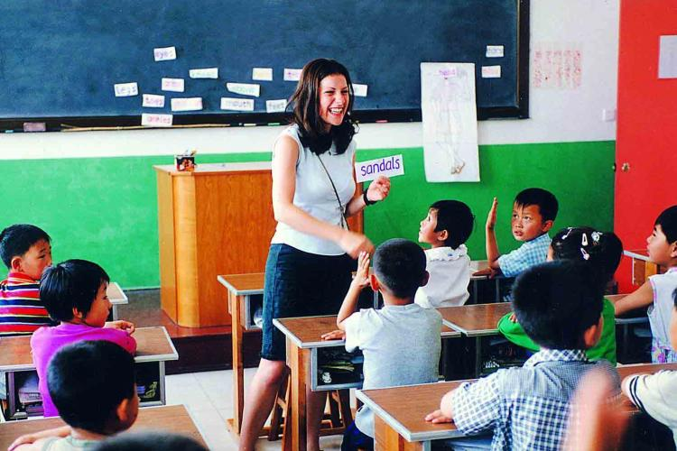 Hiring Standards For Foreigners Get Tougher; Five Years' Experience Needed for Teachers