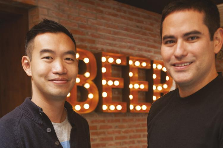 Beijing's Most Interesting People 2014: 京A's Alex Acker and Kristian Li