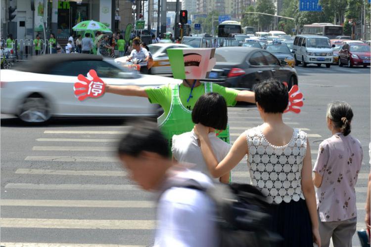 Other Headline of the Week: 'Beijing's Anti-Jaywalking Campaign Ineffective'