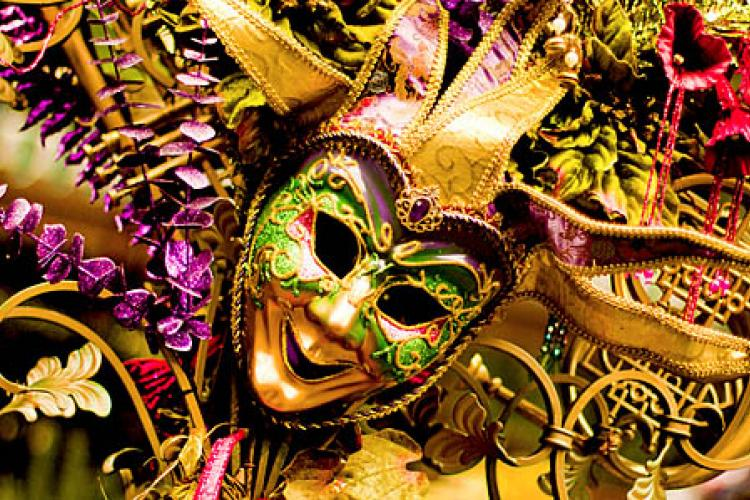 Celebrate Mardi Gras at Caravan Tuesday Evening