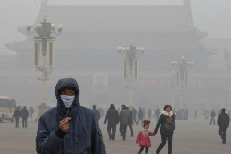 This Week's Beijing Weather Forecast: Smog