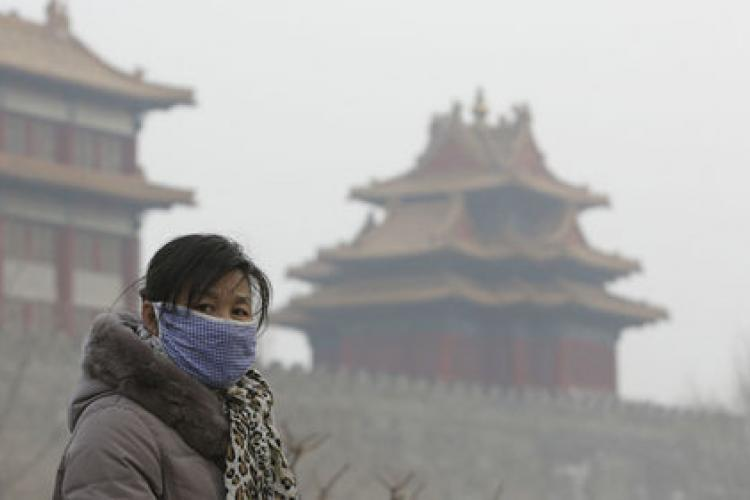 We're Number Two! New Delhi Beats Beijing as World's Most Polluted City