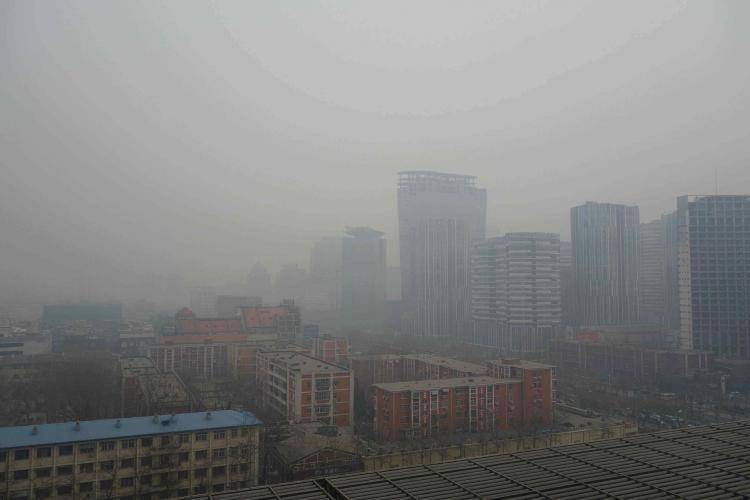 Smog to Plague Beijing until Friday