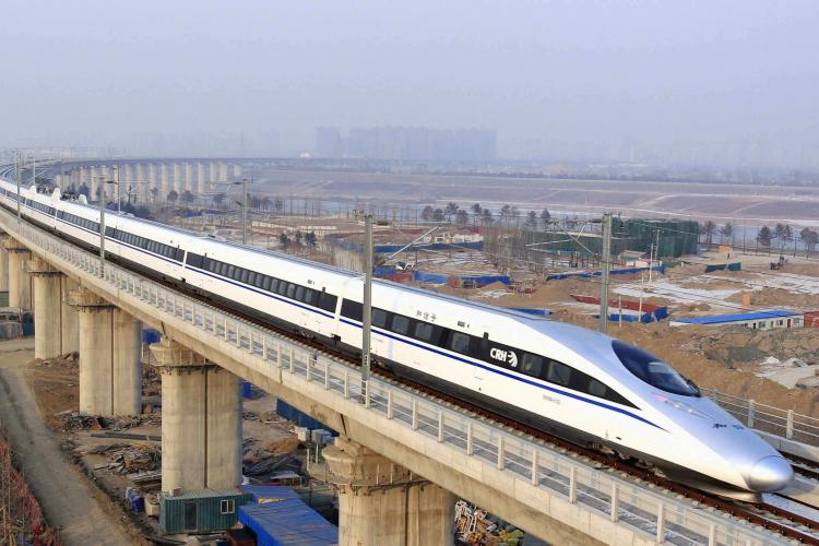Beijing to Moscow by Train in 30 Hours?