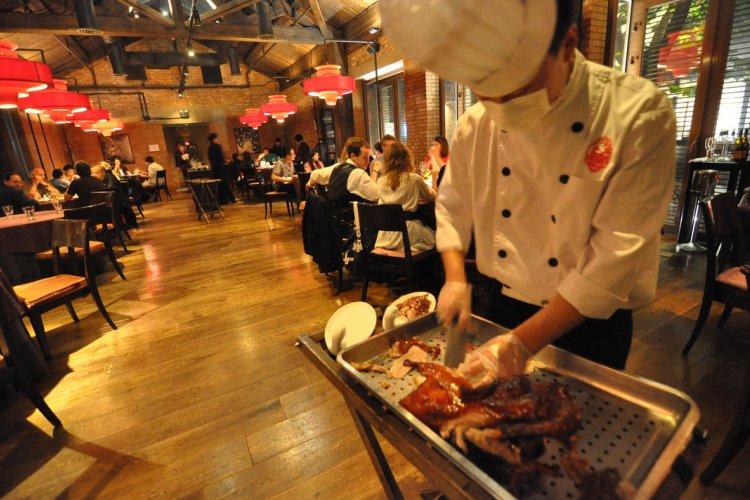 Duck de Chine Named to 'Best Restaurants in the World' List