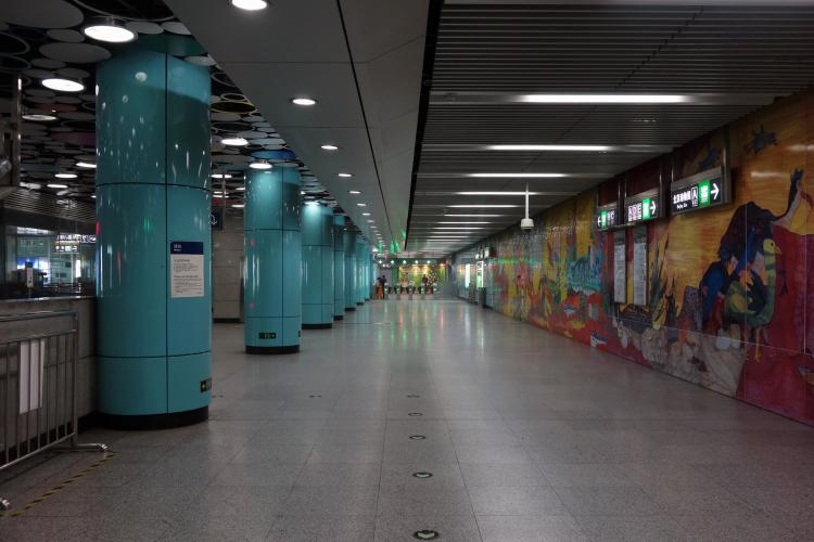Beijing Subway to Close Some Stations During October 1 Holiday
