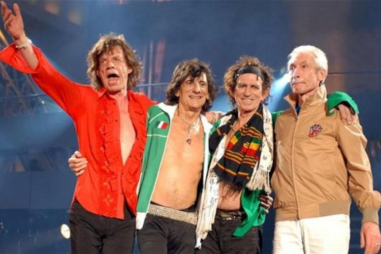 The Rolling Stones to Play Shanghai's Mercedes-Benz Arena March 12