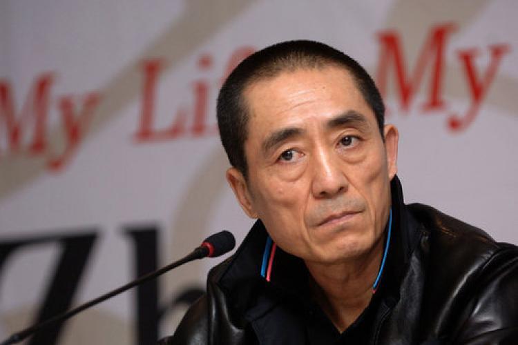 Zhang Yimou Admits to Having Multiple Children