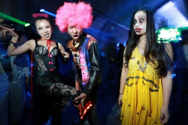 Yen Halloween Party Organizers Apologize, Issue Refunds